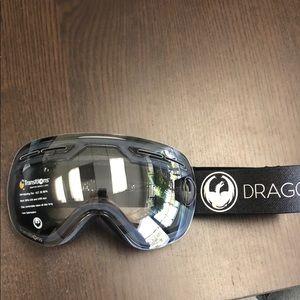 Dragon X1s transition goggles